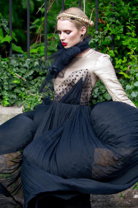 ©Vincentremyphoto Model: Elena Sergeevna Hair: Nick Clark Makeup: Caroline Madison