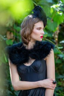 ©Vincentremyphoto Model: Justyna Jasek Hair: Nick Clark Makeup: Caroline Madison