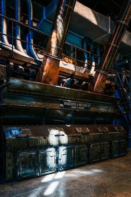 Central do Tejo - Musée de l'éléctricité - Lisboa