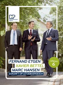 Campagne Demokratesch Partei Luxembourg