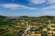 From Citadella Victoria - Gozo