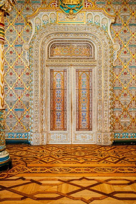 Palacio da Bolsa - Salon Arabe - Porto