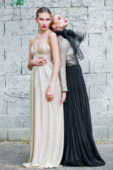 ©Vincentremyphoto Model: Justyna Jasek & Elena Sergeevna Hair: Nick Clark Makeup: Caroline Madison