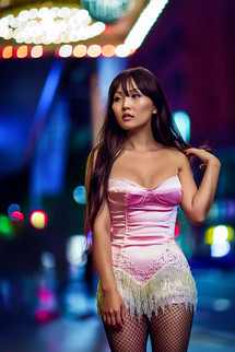 ©Vincentremyphoto Model : Rosamina Bold Place : State Theater - Sydney
