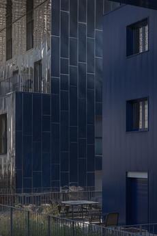 Quartier de la Confluence - Lyon.