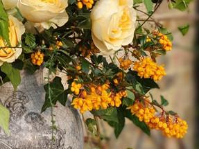 Bird Events Surrey Wedding Florist