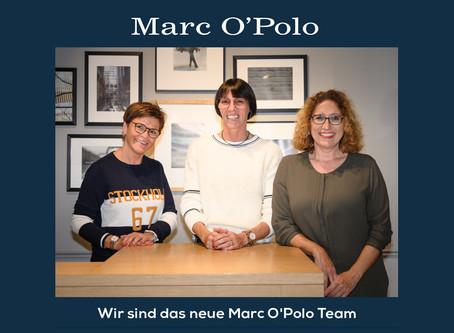 Das neue Marc O'Polo Team