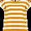 Thumbnail: Shirt mit Blockstreifen