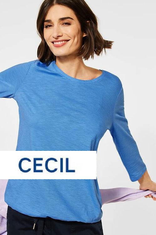3/4 - arm Shirt blue