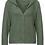 Thumbnail: Hoody Jacket dunkelgrün
