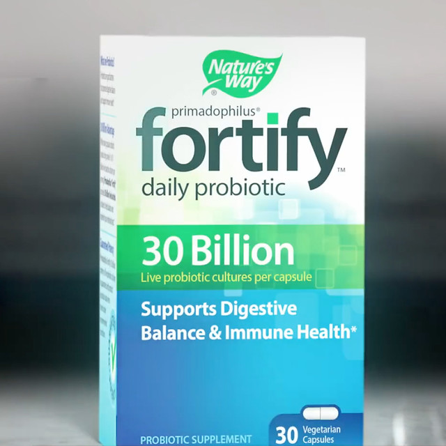 Fortify Pro Biotic TV :30 Commercial