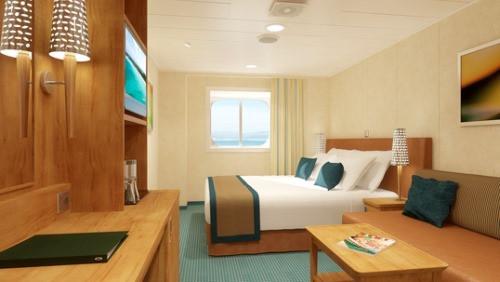 Deluxe Ocean Cabin