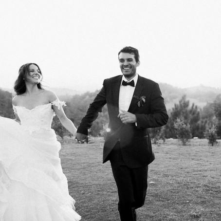 Molly + Asher's Wedding in Julian, CA