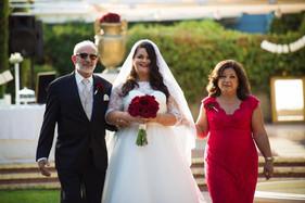 Natalia + Jeremy - Cuban-American Wedding in CA