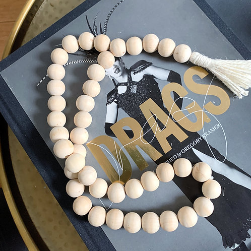 Wooden Styling Beads