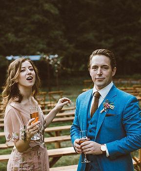 Jessie Hodges and Beck Bennett Wedding
