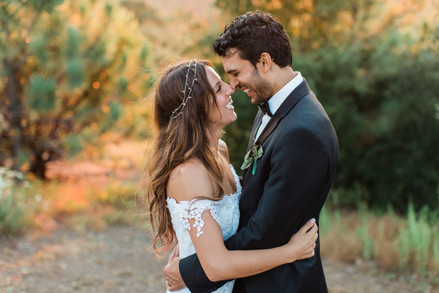 Molly + Asher - Sacred Mountain Reatreat