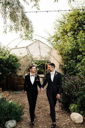 LGBTQ Wedding - Two Grooms