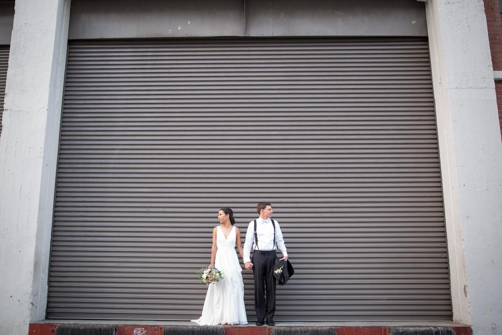 Jennay + Kevin - San Francisco Wedding