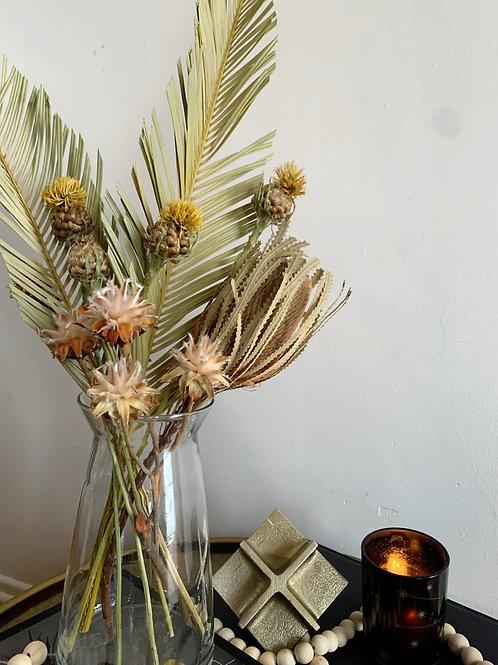 Large Dried Tropical Bouquet