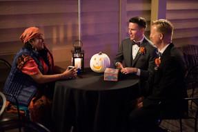 Jeff + Kevin - LGBTQ Halloween Masquerade Wedding