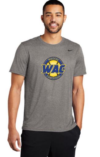 WAC Adult Nike Legend Tee