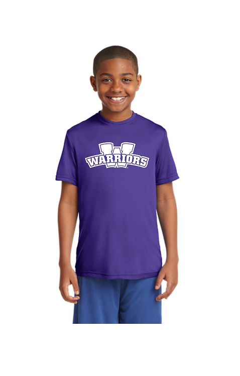 WHS Youth Posi Charge Competitor Tee