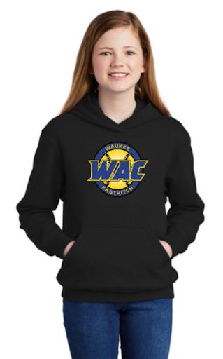 Customized WAC Hoodie