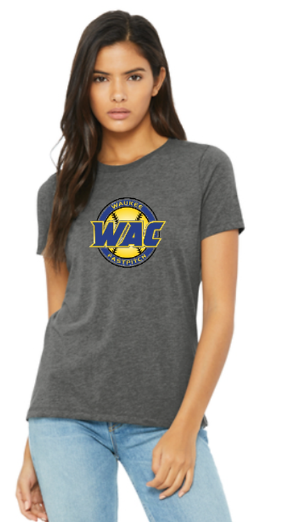 WAC Ladies Relaxed Tee
