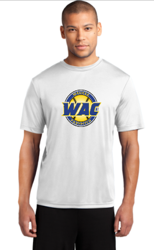 WAC Adult Performance Tee