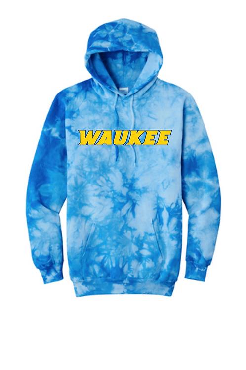 WAC Tie Dye Sweatshirt