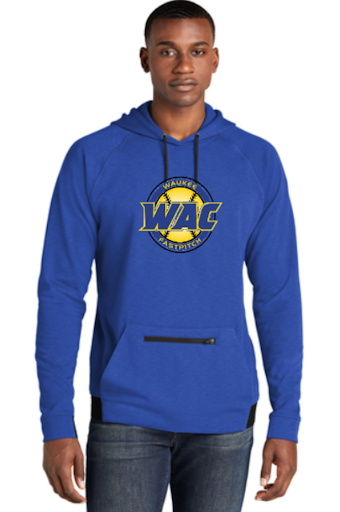 WAC Posi-Charge Strive Hooded Pullover