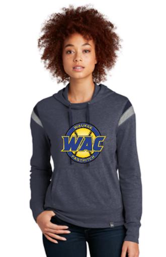 WAC Ladies Varsity Sweatshirt