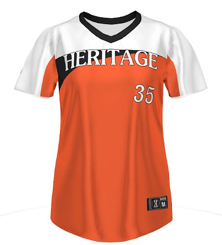 Custom Sublimated Softball Jerseys