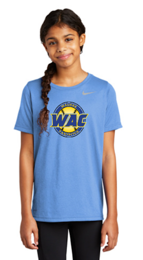 WAC Youth Nike Legend Tee