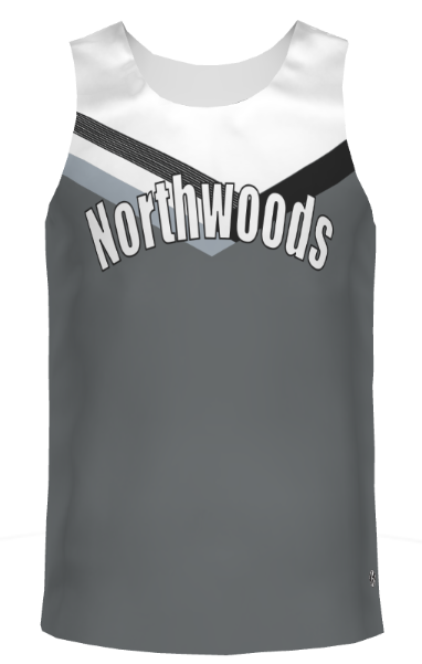 Custom Sublimated Traditional Track Jersey