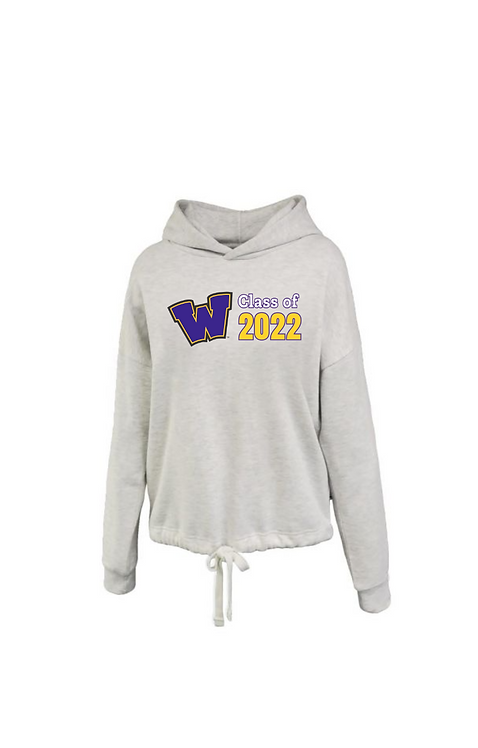 Varsity Relaxed Hoodie Warrior Class of 2022