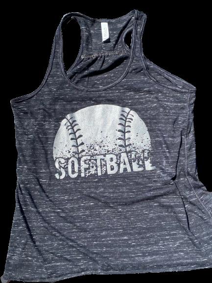 Softball Splatter Tank