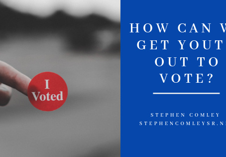 HOW CAN WE GET YOUTH OUT TO VOTE?