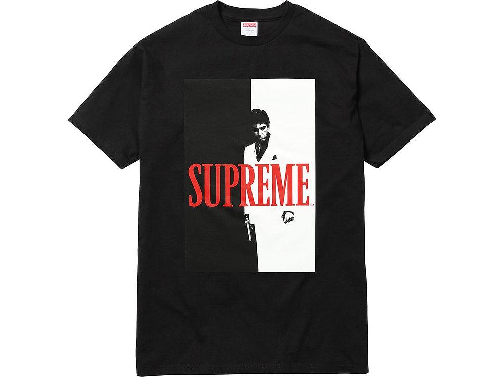 mejor selección de ajuste clásico diseño exquisito Camiseta Supreme Scarface | tiendahypebeast
