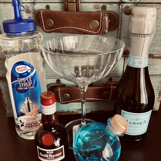 Cocktail mixes to celebrate.