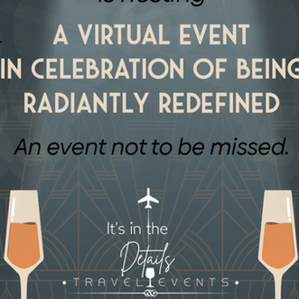 Virtual Event Party Launch
