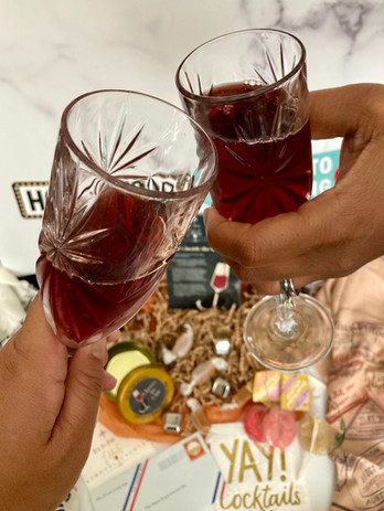Virtual Cocktail Party - Cheers to Chic