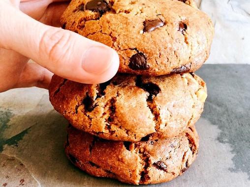 עוגיות שוקולד צ'יפס מפחידות
