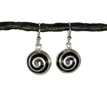 Tiny Symbol Earrings