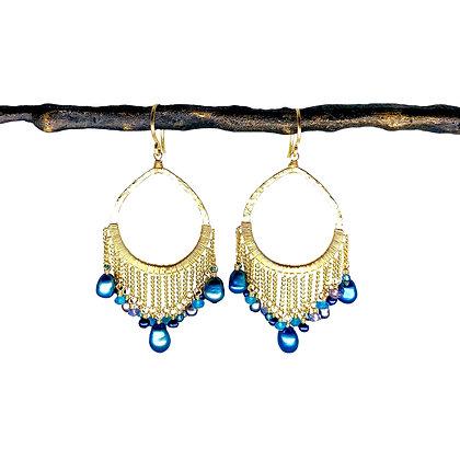 Starlight Earrings by Dana Kellin