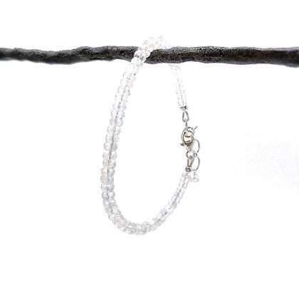 Rainbow Moonstone Bracelet by TW Designs