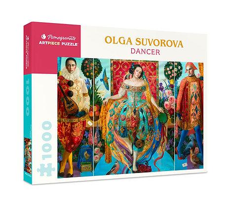 Olga Suvorova: Dancer 1000-Piece Jigsaw Puzzle