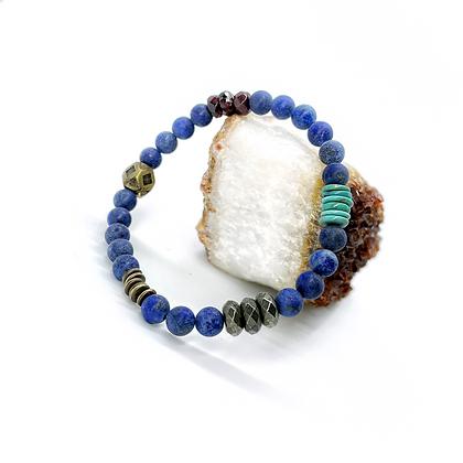 Lapis Bracelet by Riverstone