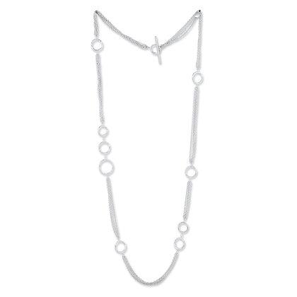 Multi-chain Bubbles Necklace